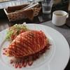 リール - 料理写真:プレーンオムライス