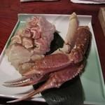 おさだ - 焼き蟹の蟹