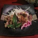 おさだ - 丹波鶏黒七味焼き