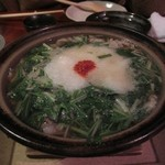 おさだ - 柚子胡椒鍋