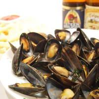 FAIRGROUND - ムール貝の白ビール蒸し