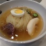 113430082 - 盛岡冷麺のアップ