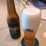 YELLOW - ニュージーランドビール ストーク IPA 330ml 740円(税抜)