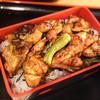 Ogawa - 料理写真:焼鳥重