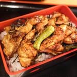 おが和 - 料理写真:焼鳥重