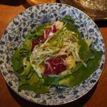 蕃 YORONIKU - 野菜さらだ