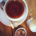 ヴェール・デ・グリ - 紅茶の奥には