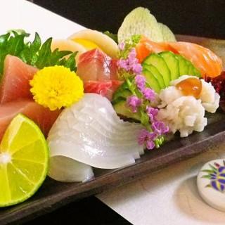 新鮮な魚介をその日のうちに一番美味しく!