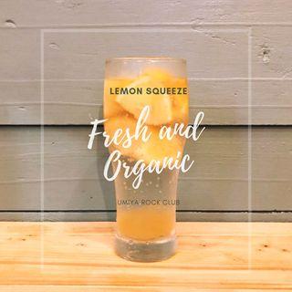 生レモンサワーなど果実を使ったフレッシュなドリンクをご用意♪