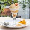 ル・パルフェ 馬車道 - 料理写真:桃のパフェ