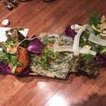 長崎イタリアン ババリストランテ - 料理写真:スマホに入りきれない舟盛り