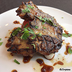 ル ムロン デ オワゾ - 料理写真:フランス産 鶉のグリエ
