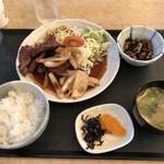 ごきげん食堂 - 料理写真: