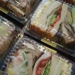 グッド・モーニング・オダワラ - サンドイッチご予約頂きました♪