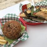 113450424 - NYX Burger/Roast Beef Sandwich