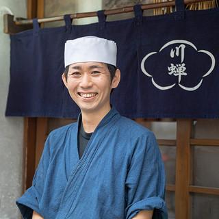 丸田順一氏(マルタジュンイチ)─老舗の味を継承する若き職人