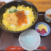 お魚天国 - 料理写真:うにいくら丼