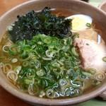 新天町倶楽部 - 醤油ラーメン