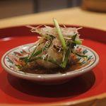 豚匠 亢谷利 - 豚足焼き香味野菜