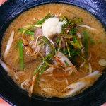 たけいし - スタミナ麺 580円