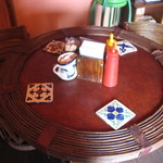 Cafe EL DOMINGO - 雰囲気ある店内です