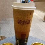 茶加匠 - 白桃果実茶×タピオカ