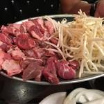 小樽食堂 - ジンギスカン1人前990円