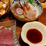 富山 はま作 - ちょい飲み酒肴膳