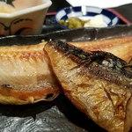 魚と旬の料理 まる - さばです、