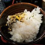 魚と旬の料理 まる - ふりかけオン