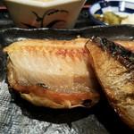 魚と旬の料理 まる - なかなか