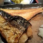 魚と旬の料理 まる - 質が良かったです