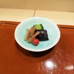 赤坂蓮の庭 - 香の物