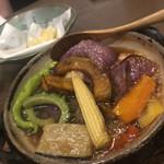 和来 - 10種野菜の揚げだし