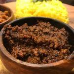 マサラ食堂 - キーマカレー