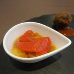 リストランテ エクリュ - 前菜盛り合わせ:ベロナータ