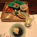 みちのく庵 - 料理写真:先付・前菜