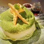 ウイラニ - 季節のパンケーキ[¥972]
