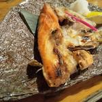 ききょう屋 - 信州サーモンの兜焼き