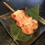 炭火焼鳥 さんぽ - 熱々トマトべーコン