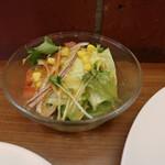 キッチン芥子屋 - サラダ