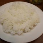 キッチン芥子屋 - ご飯