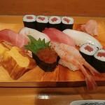 清寿司 - 料理写真:にぎり