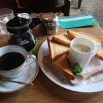 コーヒー ハウス サンヨー - 今回食べたもの