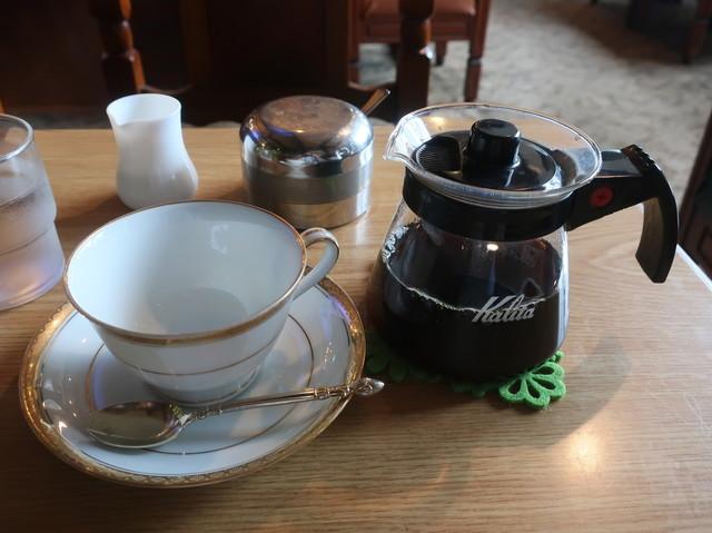 コーヒー サンヨー