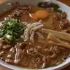 天徳 - 料理写真:中華そば肉入り(中・700円)