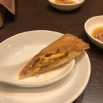 京鼎樓 - 海老チーズ春巻き