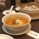 京鼎樓 - 担々麺