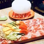 しゃぶしゃぶ 焼肉食べ放題 めり乃 - 料理写真: