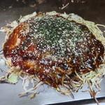 元祖八昌 - 料理写真:そば入り肉・卵